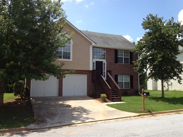 Investment property: Lithonia, GA 30038