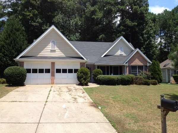 Investment property: Stone Mountain, GA 30087