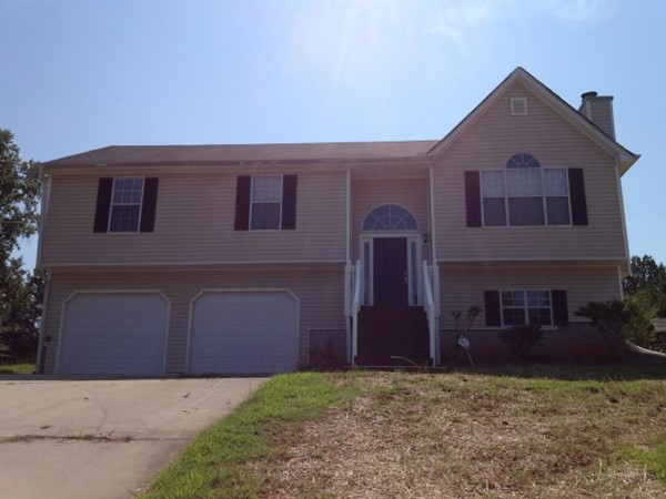 Investment property: Douglasville, GA 30134