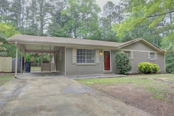 Investment property: Powder Springs , GA 30127