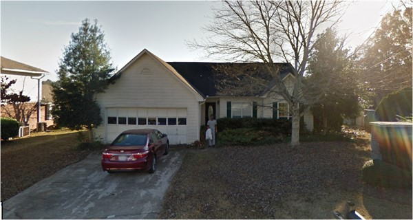 Investment property: Lithonia, GA 30058